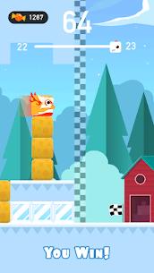 Square Bird – Tower Egg 6