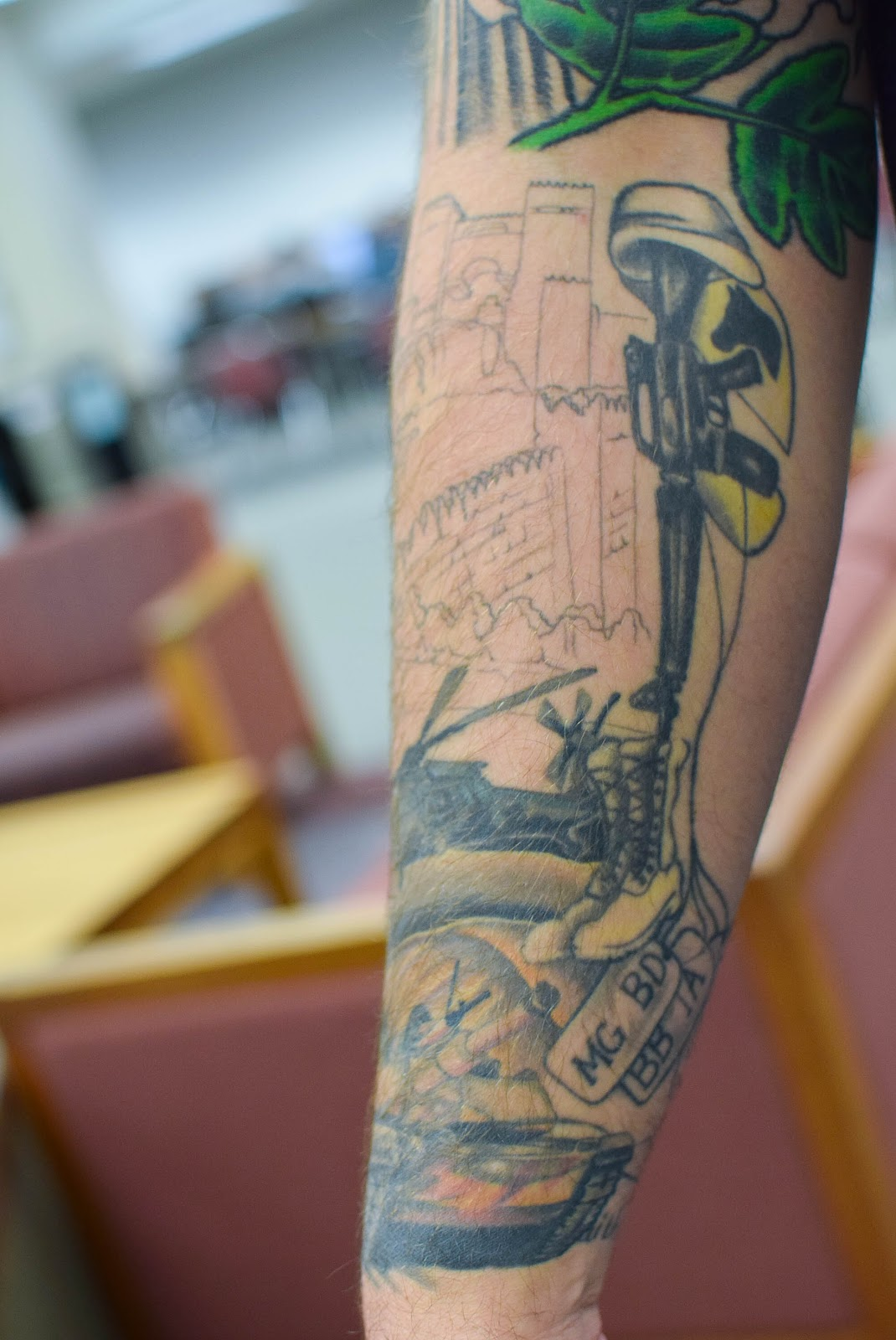 The Tattoos of Sacramento State: Issue No. 4 | Her Campus