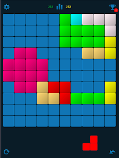 BlockPile - block puzzle craft- screenshot thumbnail