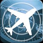 vol traqueur radar vivre air circulation statut icon