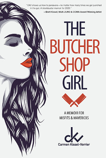 The Butcher Shop Girl cover