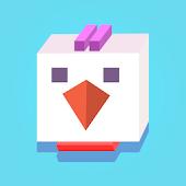Crossy Bird Crush: Chicken War