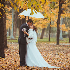 Wedding photographer Yuriy Zaika (YuriZaika). Photo of 15.12.2014