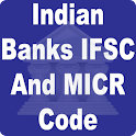 Indian Banks IFSC & MICR Code icon