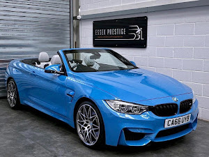 2017 BMW M4 COMPETITION PACKAGE S A