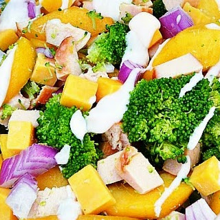 Chicken Broccoli Salad Healthy Recipes