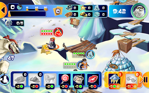 Farm Frenzy PRO: Penguin Kingdom Screenshot