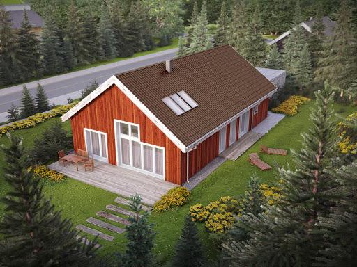 projekt Skandynawski