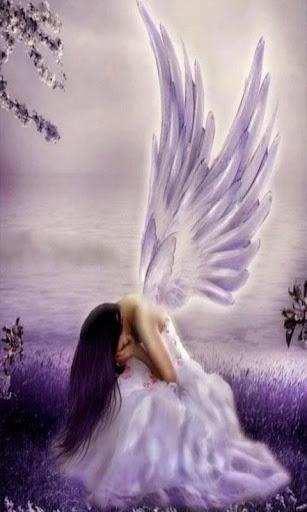 3D Angel Wallpaper