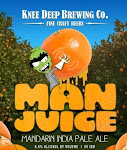 Knee Deep Man Juice IPA