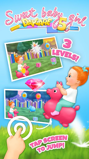 Sweet Baby Girl Daycare 5 - Newborn Nanny Helper 1.0.69 Screenshots 6