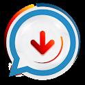 Video Downloader & Status Saver for WatsApp icon