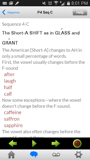 Alter Accent English accent