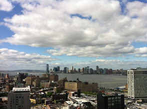 Photo: Hudson River from Google NYC