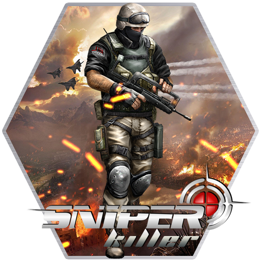 Sniper Fury Assassin Gun Killer 3D Shooting Games (game)