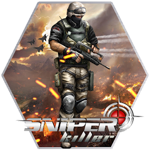 Sniper Fury Assassin Gun Killer 3D Shooting Games