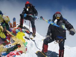 Photo: Восхождение на Эверест