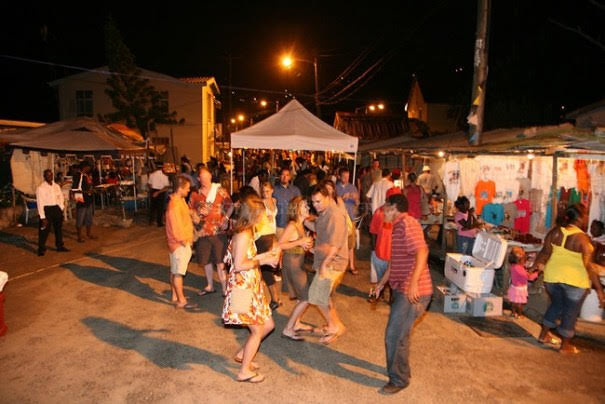 weekly food festivals