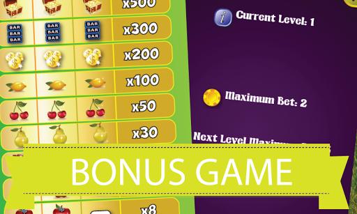 Hot Fruits 777 Slots