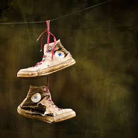 Chuck Taylors by James Pion - Artistic Objects Clothing & Accessories