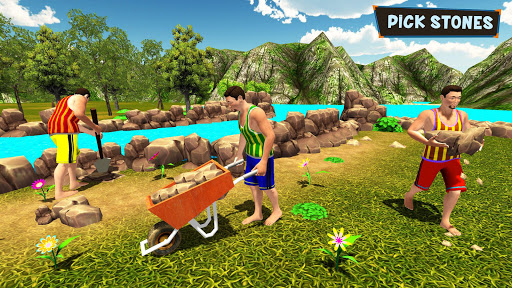 Primitive Technology: Fish Pond Building Sim 1.0 screenshots 7
