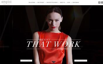 Photo: http://www.awwwards.com/web-design-awards/emploi-new-york