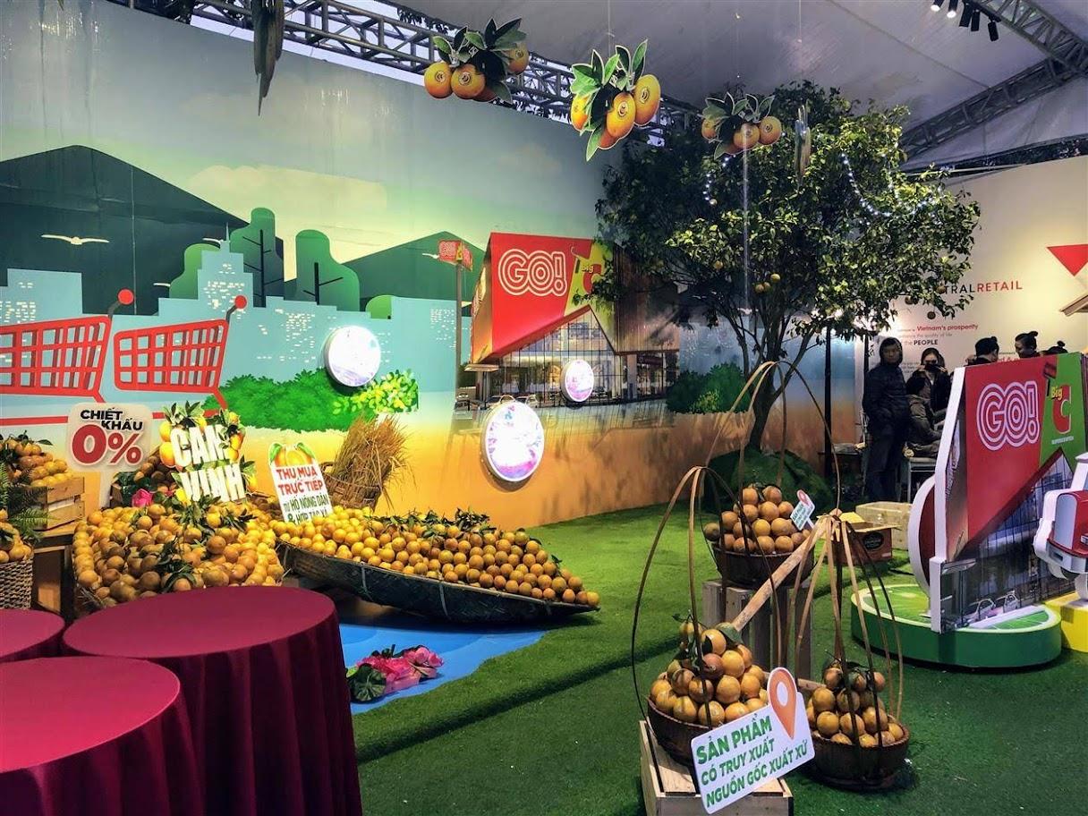 Lễ hội cam Vinh được tổ chức thường niên để quảng bá sản phẩm