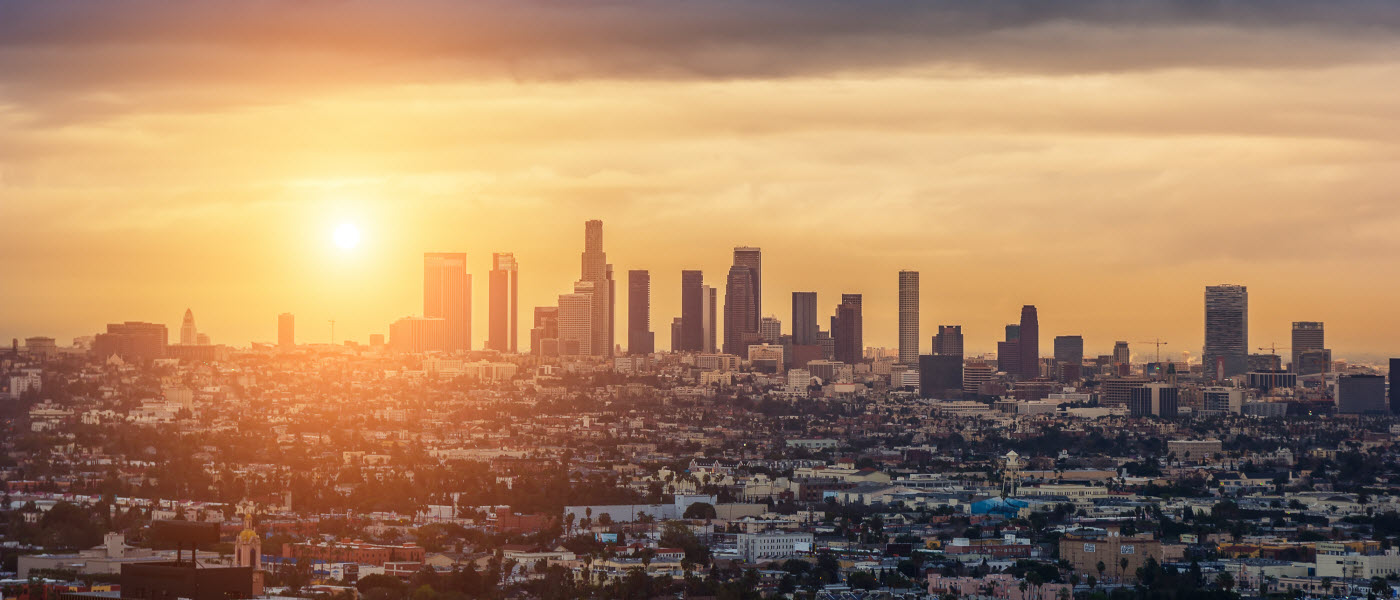 Lennot Los Angelesiin | Parhaat lentotarjoukset ja lentodiilit Budjettimatka.com