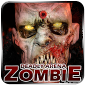 Zombie Shooting Killing Game