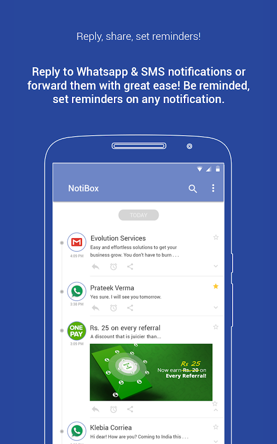 NotiBox:Stop Save Notification- screenshot