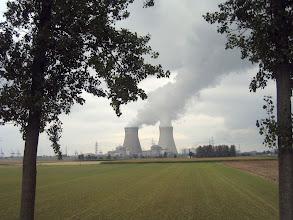 Photo: Centrale nucléaire de Doel