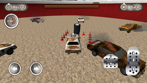 Real Destruction Derby 1.4 screenshots 4