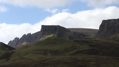 Photo: Isle of Skye - Trotternish - Montagnes des Quiraing