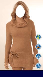 Wool Dress Fashion - náhled