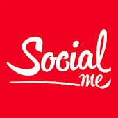 Social Me - Stars, influenceurs et followers app