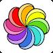 カラーフロウ:大人のための塗り絵 - Androidアプリ