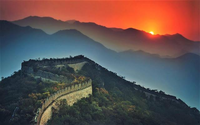 Great Wall - New Tab in HD