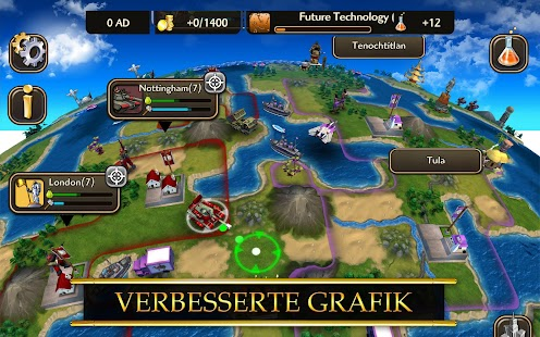 Civilization Revolution 2 Screenshot