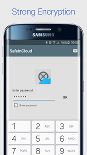 SafeInCloud Password Manager - screenshot thumbnail