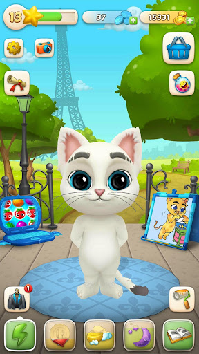 Oscar the Cat - Virtual Pet 2.1 screenshots 2