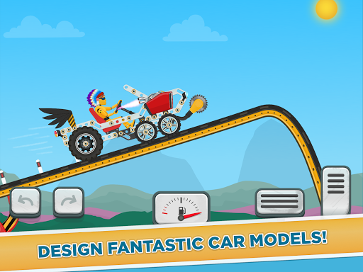 Car Builder and Racing Game for Kids 1.2 screenshots 7