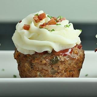Meatloaf Cupcakes.