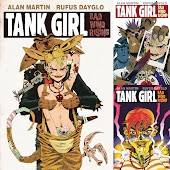 Tank Girl: Bad Wind Rising