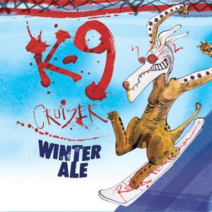 Logo of Flying Dog K-9 Winter Ale
