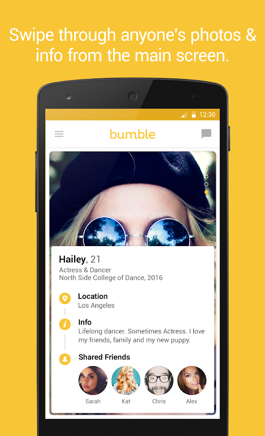 bumble android app