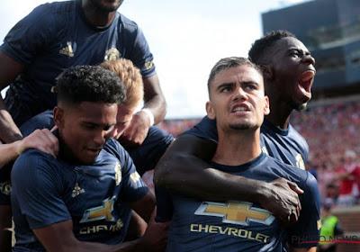 """Le Belge Andreas Pereira veut exploser à Manchester : """"J'ai complètement changé"""""""