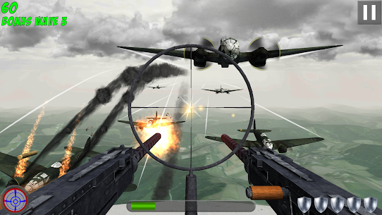 Tail Gun Charlie Mod Apk (Unlimited Money) 4