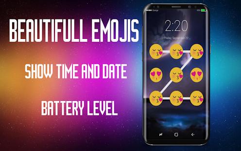 Emoji Lock Screen & Passcode - náhled