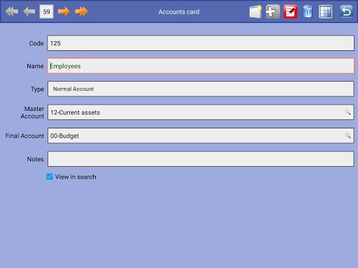 Business Accounting 10.0.8.7 screenshots 6