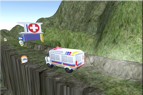 Mountain Ambulance Drive - náhled